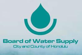 Board of Water Supply Logo