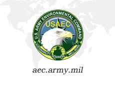 U.S. Army Environmental Command Logo