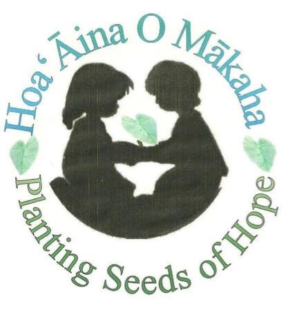 Hoa' Aina O Makaha Logo