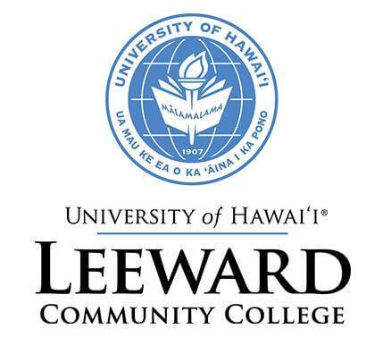 University of Hawaii Leeward Logo
